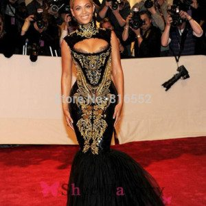 Beyonce Kõrgekaelusega Galakleit