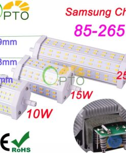 Newest R7S led 2 pcs/lot 14W 36pcs SMD5730 118mm J118 LED light bulb light lamp 1300-1400lm AC85-265V replace halogen floodlight