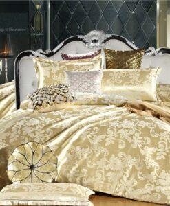 Luksuslik neljaosaline voodipesukomplekt