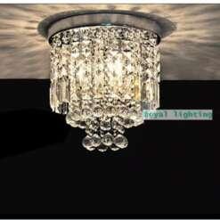 Moodne kristallist laelamp