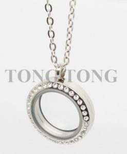 20mm-25mm-30mm-35mm-magnetic-closure-silver-czech-crystals-316L-stainless-steel-floating-memory-locket-pendant-3