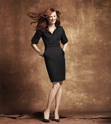 Kuidas kanda väikest musta kleiti?
