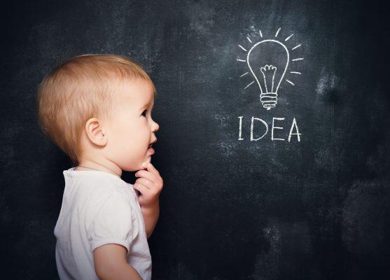 Kuidas kasvatada enda laps targaks?