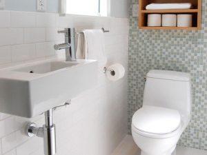 Kuidas vannitoast halba lõhna eemaldada?