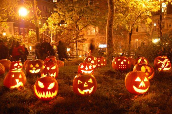 Kuidas tähistada Halloweeni?