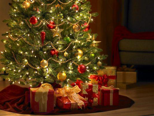 Kuidas jõulukuuske säilitada ja ehtida?