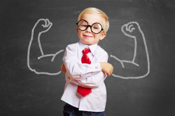 Kuidas suurendada lapse enesekindlust?