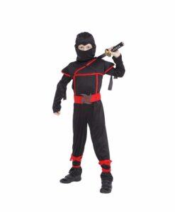 Äge Ninja-kostüüm poistele
