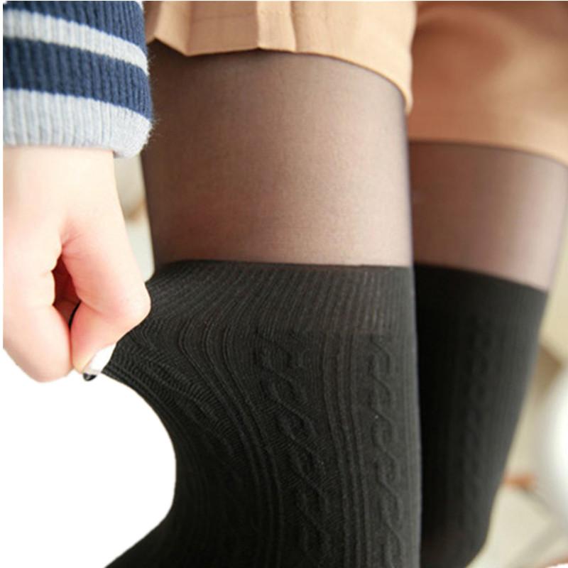 Sukastiilis sukkpüksid naistele