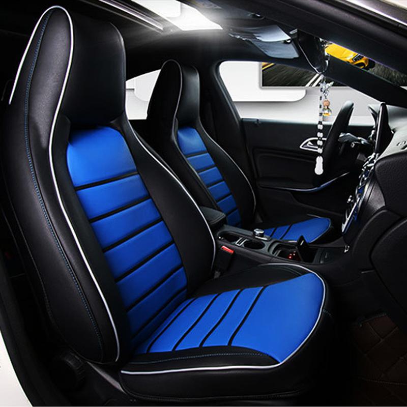 fa9a0a5e7e4 Luksuslikud stiilsed nahast istmekatted autosse