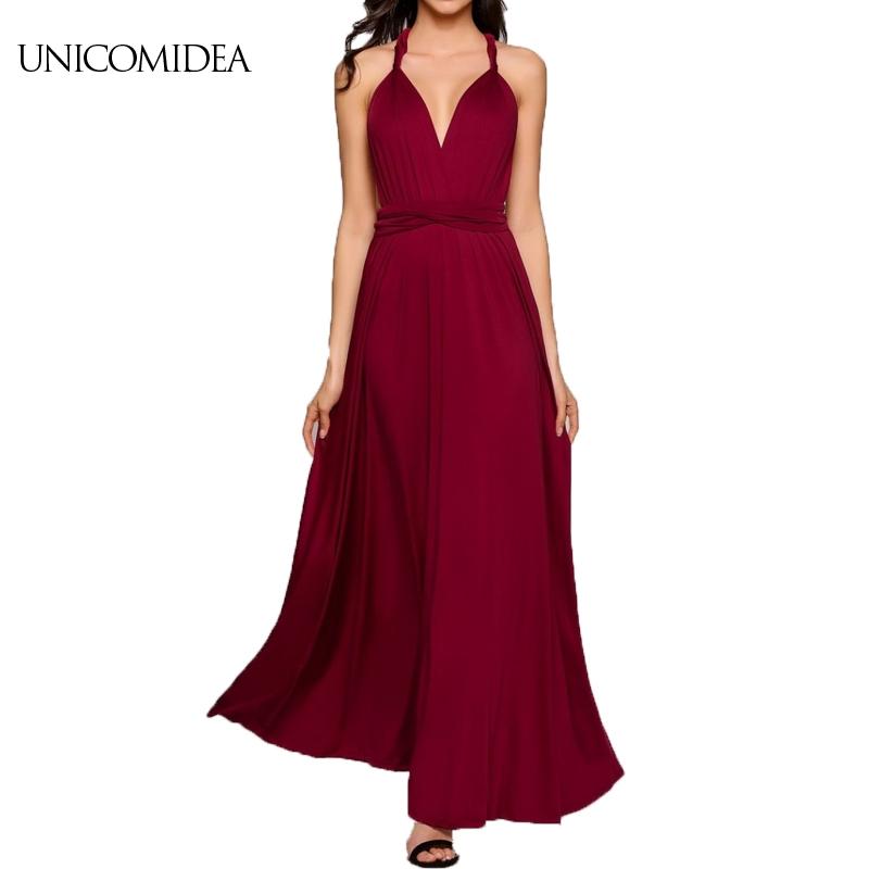 Universaalsed pikad kleidid – palju värve