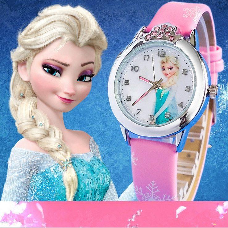 Käekell Anna ja Elsaga