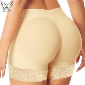 Pitsilised püksikud kõrge vöökoha ja salendava efektiga