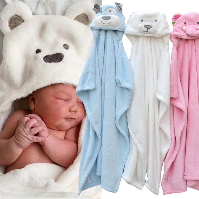 Mõnus vannilina beebidele