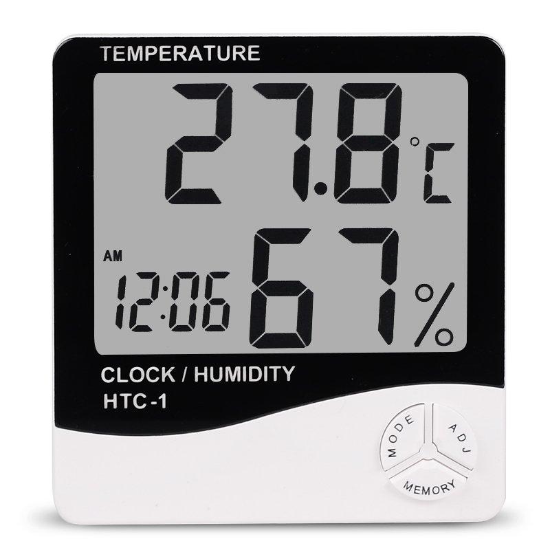 Niiskuse ja temperatuuri mõõdik