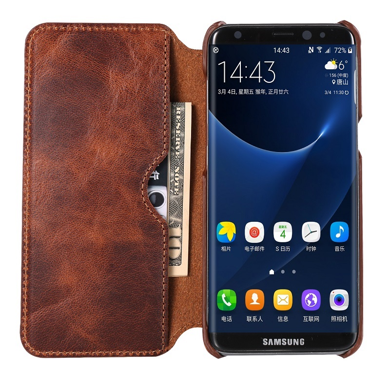 3f79d077b15 Ehtsast nahast kaaned - Samsung Galaxy S8, S8 Plus