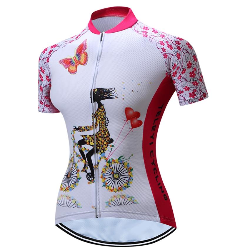 Jalgratta pildiga naiste särgid