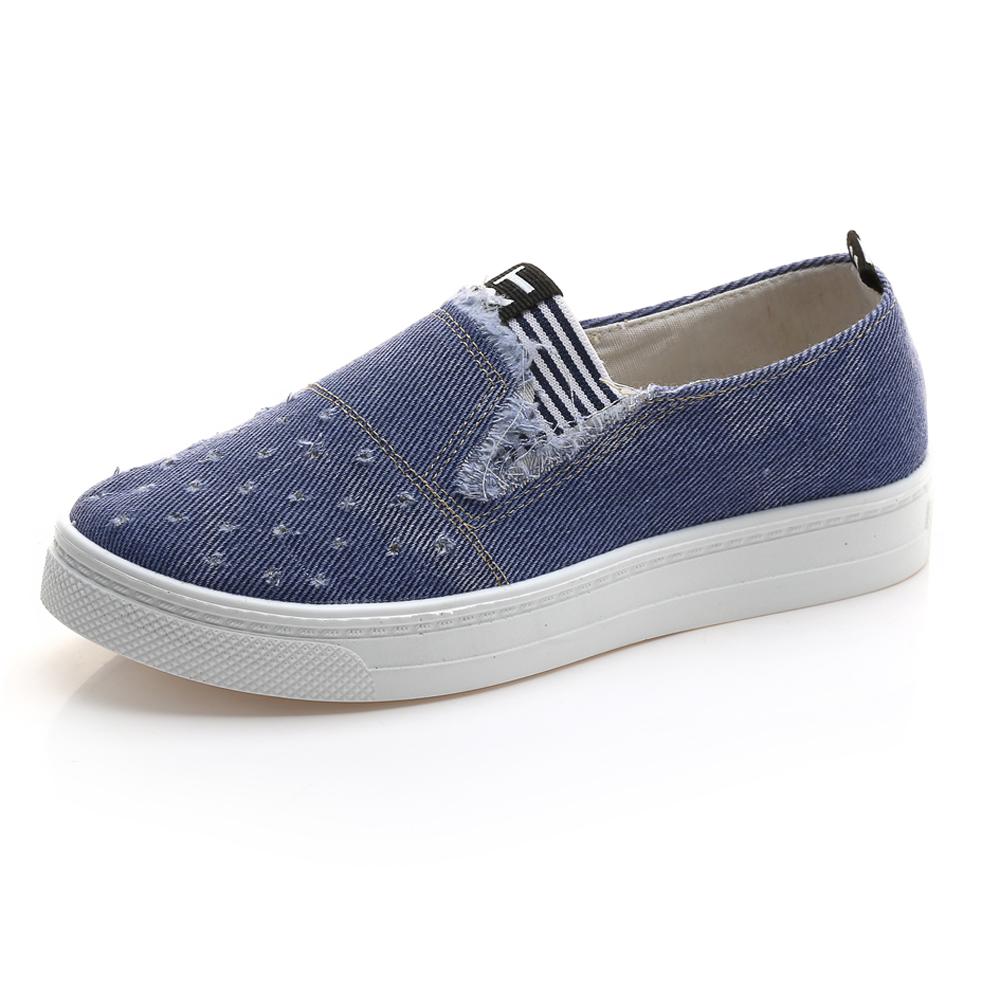Teksariidest sportlikud kingad