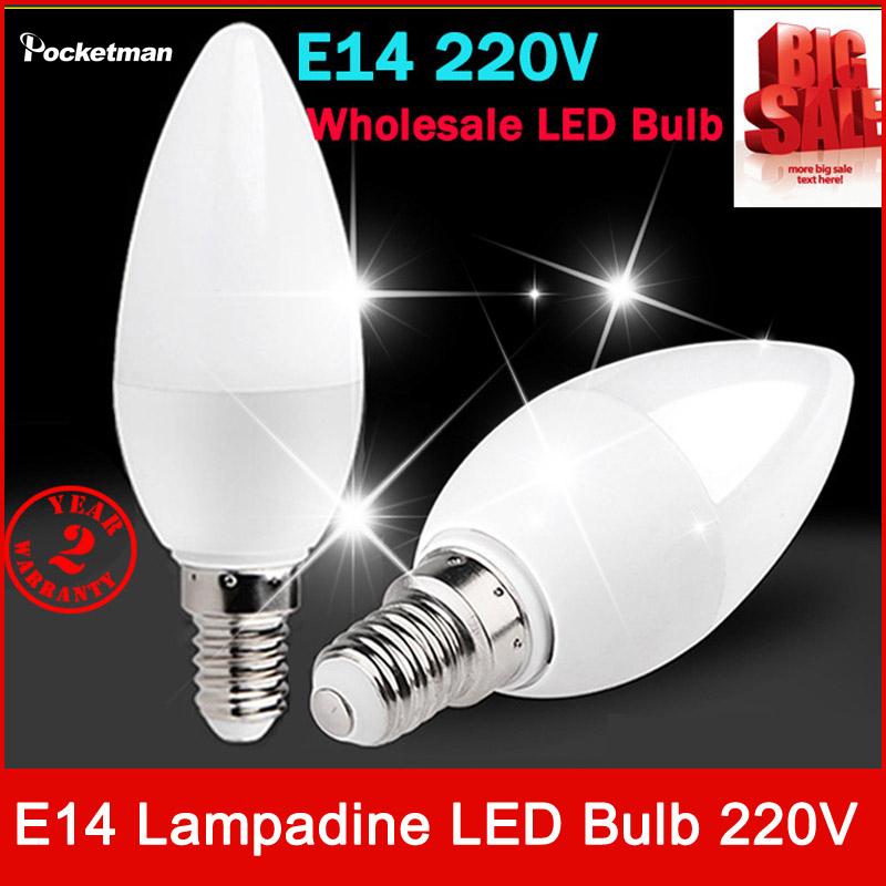 LED lambipirn E14, säästulamp