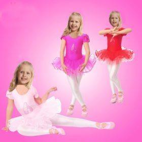 Lihtne balletiseelik tüdrukutele