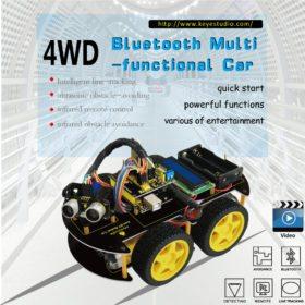 Ise kokkupandav robotauto