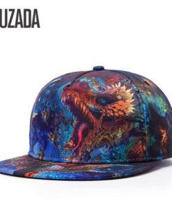 Omapärased värvikad nokamütsid