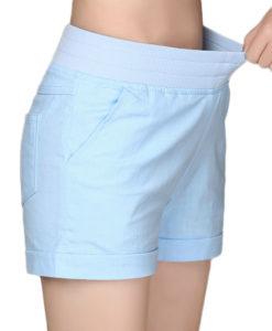 Linased lühikesed püksid