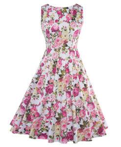 Lilleline kleit koheva seelikuosaga