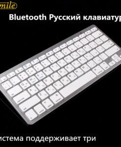 Õhuke juhtmevaba klaviatuur