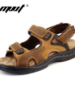 Mugavad sandaalid lehmanahast