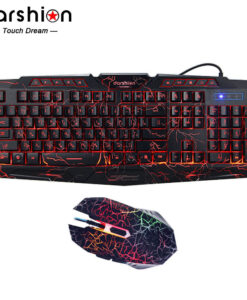 Klaviatuuri ja hiire komplekt mängurile