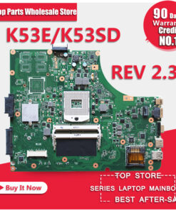 Emaplaat – Asus A53E A53S K53E K53S K53SD