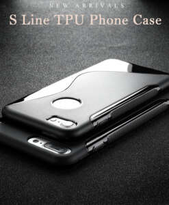 Must ümbris – iPhone