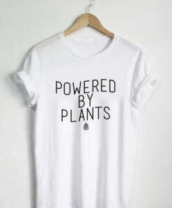 Powered By Plants – kirjaga top meestele ja naistele