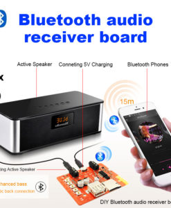 Bluetoothi heli vastuvõtja