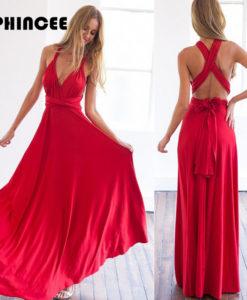 Multifunktsionaalsed pikad kleidid – palju värve