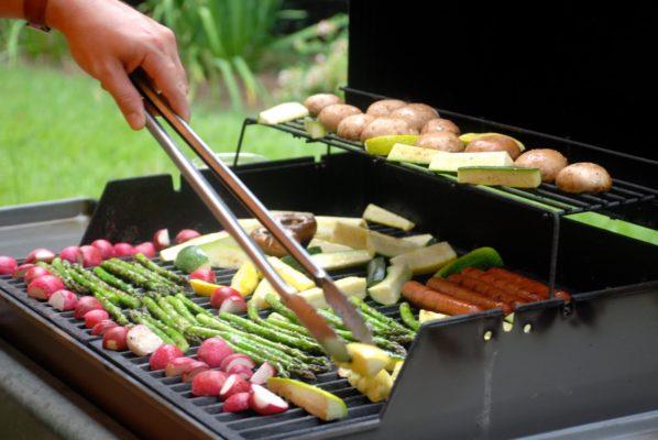 Kuidas köögivilju grillida?