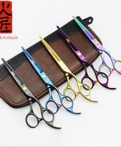 Kvaliteetsed juukselõiksukäärid – 5 värvi