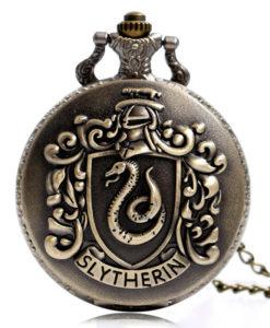 Slytherini logoga taskukell