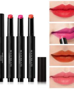 Sametised huulepulgad – 16 värvi