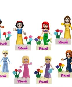 Disney printsesside legomehikesed