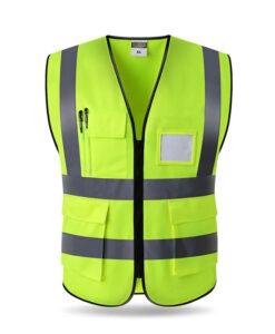 Helkurite ja taskutega ohutusvestid
