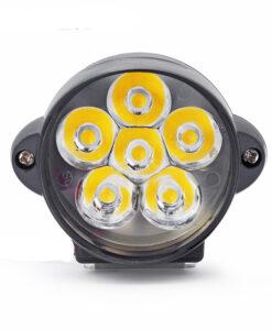 LED esituli mootorrattale