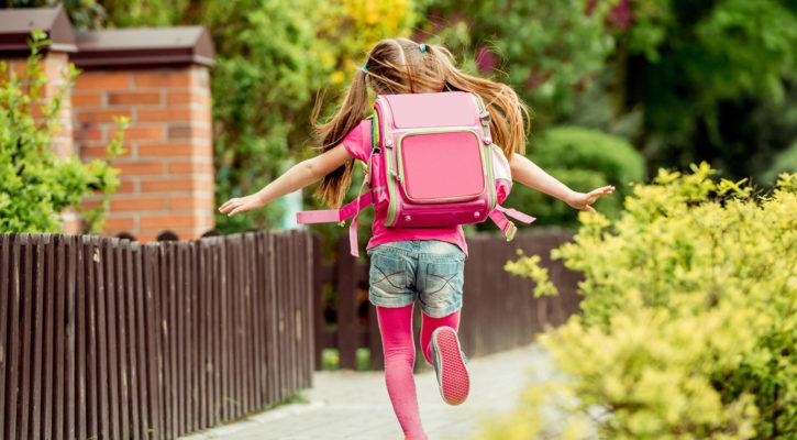 17 2103 Walking to School