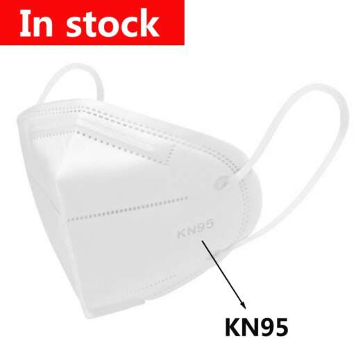 10Pcs KN95 Face Mask Anti Dust Bacterial N95 Mask 4 Layer PM2 5 Dustproof Protective 95 1