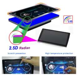 "Podofo Autoradio 2 Din Android Car Radio 9"" / 10.1"" Car Multimedia Video MP5 Player Bluetooth WIFI FM AUX USB for Toyota Corolla"