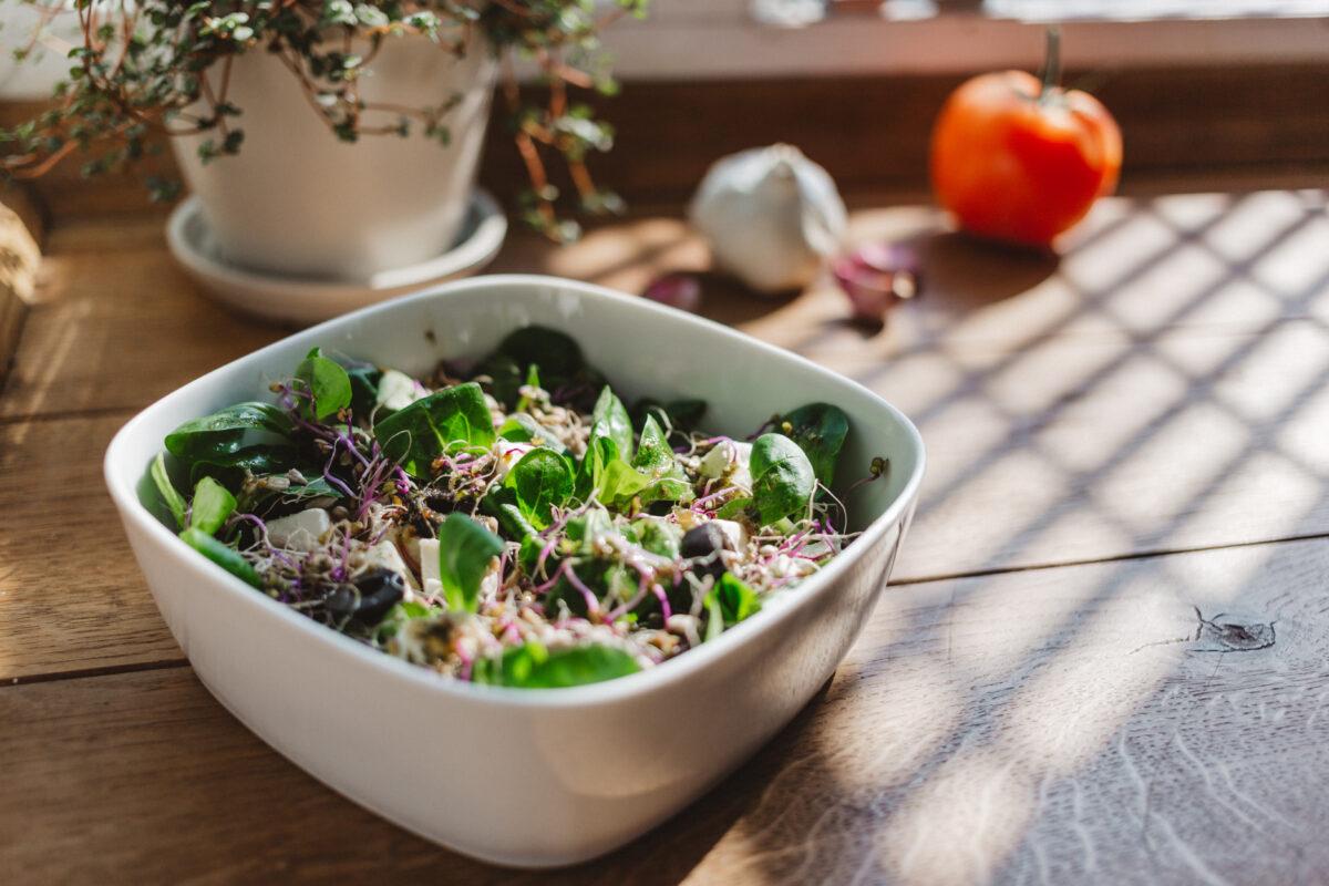 20 parimat toitu kaalu kaotamiseks