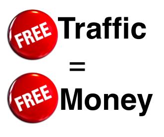 free traffic Free money
